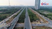 Chi gần 40 tỷ mở rộng 1,8 km Đại lộ Thăng Long, tăng thêm 4 làn xe