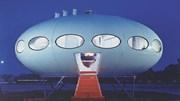 Ngôi nhà hình đĩa bay siêu rẻ, siêu nhẹ, có thể di chuyển được