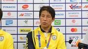 HLV U22 Thái Lan không đồng tình với quyết định phạt penalty của trọng tài