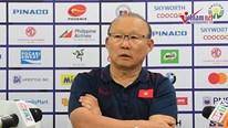 HLV Park Hang Seo: Quang Hải có thể đá chung kết SEA Games