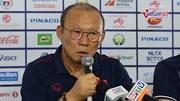 HLV Park khẳng định không cử 'gián điệp' theo dõi U22 Campuchia