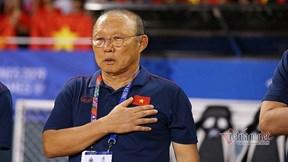 HLV Park hứa hẹn về tấm HCV SEA Games sau 60 năm Việt Nam chờ đợi