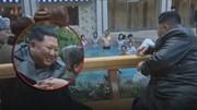 Ông Kim cười rạng rỡ, ngắm người dân tắm hơi ở resort đẹp nhất Triều Tiên