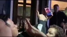 Tuấn Hưng 'nghẹn ngào' Facetime với Văn Hậu, Trọng Hoàng ngay sau trận đấu