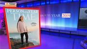 Vì sao cô bé Greta Thunberg 'đánh bại' TT Trump trên trang bìa của Time?