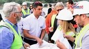 Giám đốc đường đua F1 bất ngờ trước tiến độ thần tốc của đường đua Hà Nội