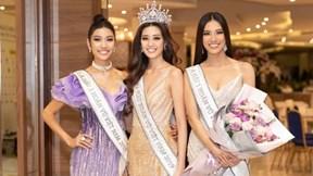 Giao lưu trực tuyến cùng Top 3 Hoa hậu Hoàn vũ VN 2019