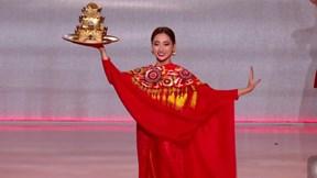 Khoảnh khắc khó quên của Lương Thùy Linh tại chung kết Miss World 2019