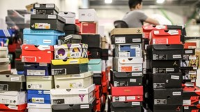 Khám phá 'thủ phủ' giày nhái tại Trung Quốc
