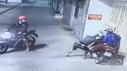 Liên tiếp các vụ cướp xe máy táo tợn trên đường Sài Gòn