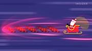 'Ác mộng' của ông già Noel khi phát quà cho tất cả trẻ em chỉ trong 1 đêm