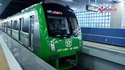 'Đường sắt Cát Linh - Hà Đông hoàn thành 100% khối lượng xây dựng'