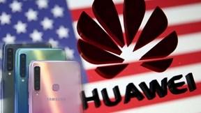 Huawei nhận thêm đòn đau, Samsung thống trị thị trường smartphone 5G