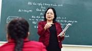 Lớp học 21 năm xoá mù chữ miễn phí của cô giáo Hà Nội
