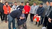 Xúc động ngày HLV Park Hang Seo về thăm mẹ già tại quê nhà