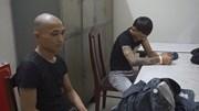 Mới ra tù, thanh niên mang vũ khí, ma túy bị phát hiện ngay trong đêm