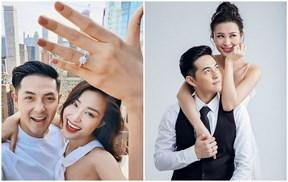 Những đám cưới đình đám nhất showbiz Việt năm 2019