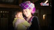Khánh Vân, Kim Duyên mặc váy thổ cẩm, học cách địu em bé vùng cao