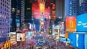 Nước Mỹ hân hoan thả quả cầu pha lê khổng lồ, cả thế giới bước sang 2020