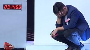Việt Hoàng suy sụp, nhận thất bại đau đớn vì bất cẩn tại Siêu trí tuệ