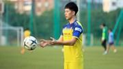 HLV Chu Đình Nghiêm lo lắng vì Đình Trọng nóng vội trở lại U23 Việt Nam