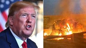 TT Donald Trump tiết lộ về khả năng chiến tranh với Iran