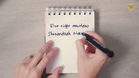 Chữ viết tay thể hiện tính cách gì ở bạn?