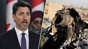 Thủ tướng Canada đưa ra phát biểu gây sốc về vụ rơi máy bay ở Iran