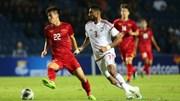 U23 Việt Nam chia điểm tiếc nuối trước U23 UAE