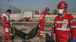 Iran thừa nhận bắn rơi máy bay khiến 176 người thiệt mạng