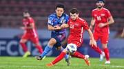 Thua sốc Syria, U23 Nhật Bản rời giải châu Á từ vòng bảng