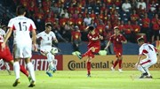Hòa Jordan, U23 Việt Nam chờ quyết đấu U23 Triều Tiên