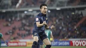 Hòa U23 Iraq, U23 Thái Lan vào tứ kết VCK U23 châu Á cùng U23 Australia