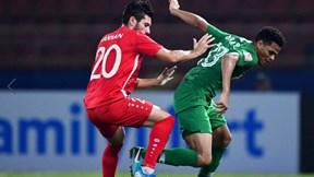 Hạ Syria, U23 Saudi Arabia đấu U23 Thái Lan ở tứ kết