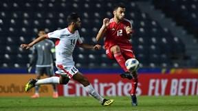 Diễn kịch hay, U23 UAE dắt U23 Jordan vào tứ kết