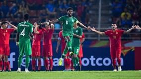 U23 Thái Lan thua tức tưởi Saudi Arabia ở tứ kết