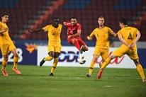 U23 Australia vào bán kết sau 120 phút nghẹt thở