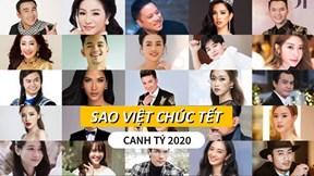 Dàn sao Việt gửi lời chúc Xuân 2020 độc giả báo VietNamNet