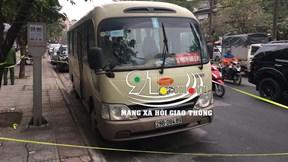 Hà Nội: Tài xế đột tử trên ghế lái, xe vẫn nổ máy