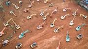 Số người chết do virus corona tăng mạnh, Vũ Hán xây bệnh viện dã chiến