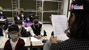 Trường học Hà Nội tìm 'trăm phương ngàn kế' phòng chống dịch corona