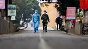 Thắt chặt 3 vòng an ninh tại khu cách ly Trung đoàn 123 Lạng Sơn
