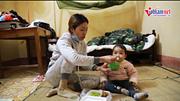 Bữa cơm tiêu chuẩn quân đội trong khu cách ly người Việt về từ Trung Quốc