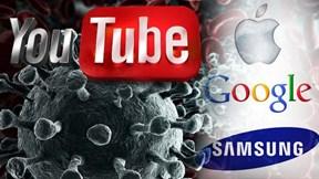 Virus corona làm giới công nghệ hỗn loạn, YouTube lộ doanh thu 'khủng'