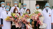 Ba bệnh nhân Vĩnh Phúc nhiễm virus corona xuất viện