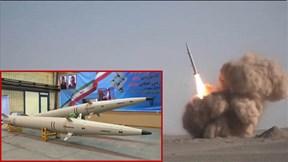 Iran tiết lộ tên lửa đạn đạo công nghệ mới: nhẹ hơn, bay xa hơn