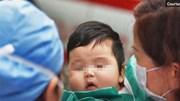 Bé 4 tháng ra viện, trở thành bệnh nhân nhỏ tuổi nhất chiến thắng Covid-19