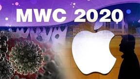 Virus Covid-19 khiến MWC phải hủy, Apple đối mặt khủng hoảng chưa từng có