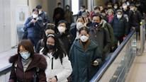 Thêm 142 ca tử vong do Covid-19, hơn 2.000 ca nhiễm mới ở Trung Quốc