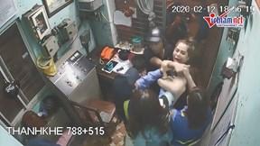 Nữ phóng viên VTV8 bị tát khi đang tác nghiệp ở Đà Nẵng